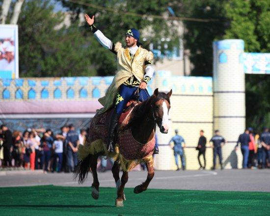 «Көне Тараздан- Асқақ Астанаға» этнографиялық керуен
