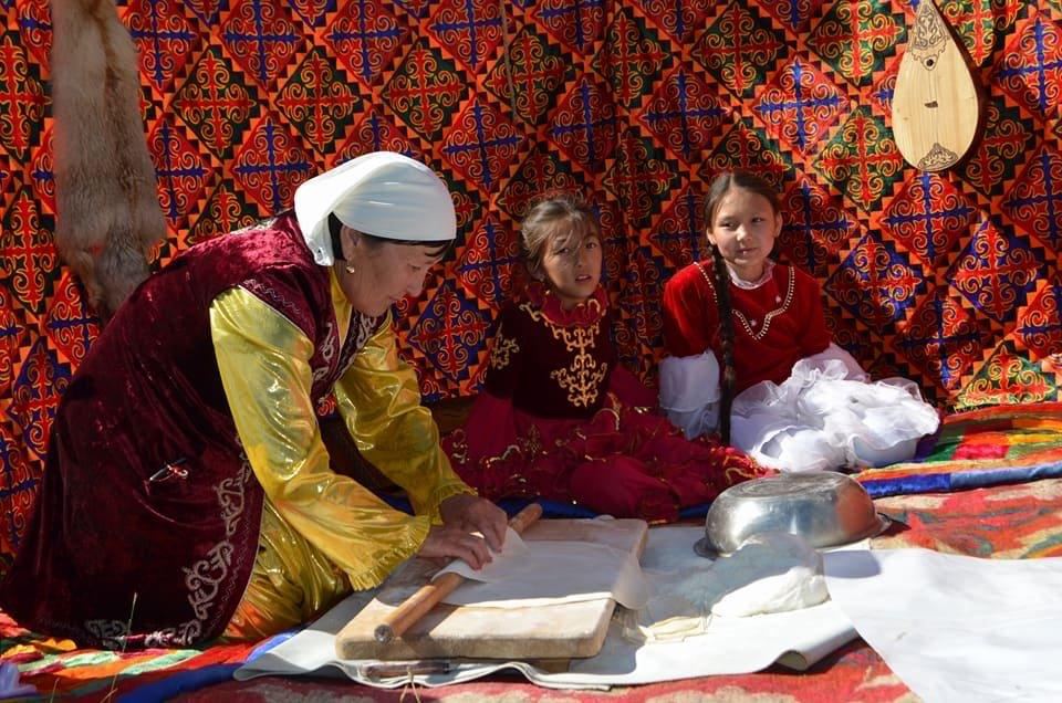 Картинки с традициями казахского народа