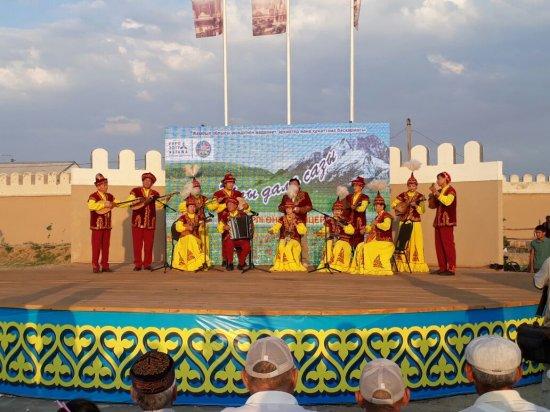 «Ұлы дала сазы» дәстүрлі өнер концерті