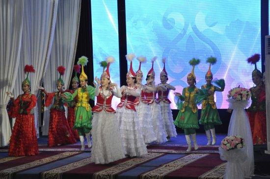 Асқақтай бер Астана