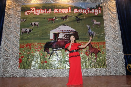 «Ауыл кеші көңілді» фестивалі