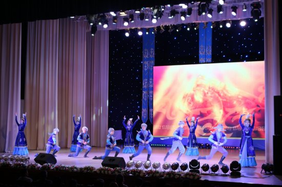 Фестиваль работников сферы культуры и искусства  «Рухани қазына»