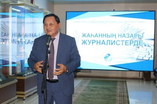 Встреча с представителями  СМИ ко дню работников связи и информации