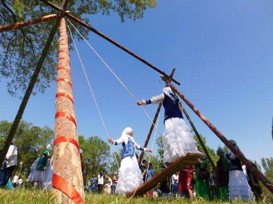 «Атадан –аманат, ұрпаққа - ұлағат» ұлттық дәстүрлер фестивалі