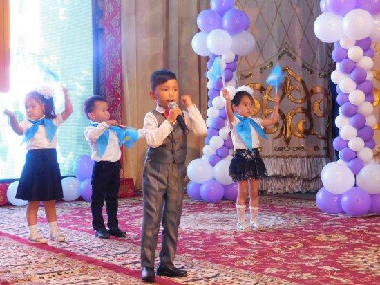 Жуалы аудандық мәдениет үйінде Астана қаласының 20 жылдығына орай «Астана – құт мекенім!» атты мерекелік концерт болып өтті.