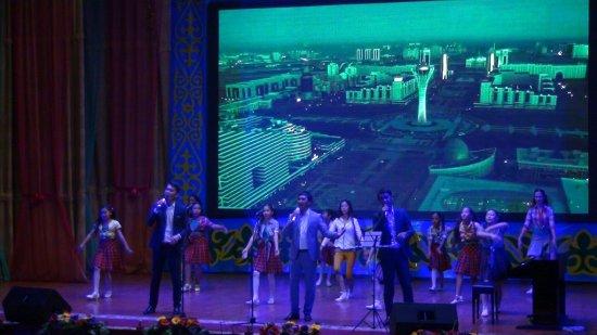 «Ел жүрегі-Астана» атты    Қордай ауданының мәдениет және өнер күні