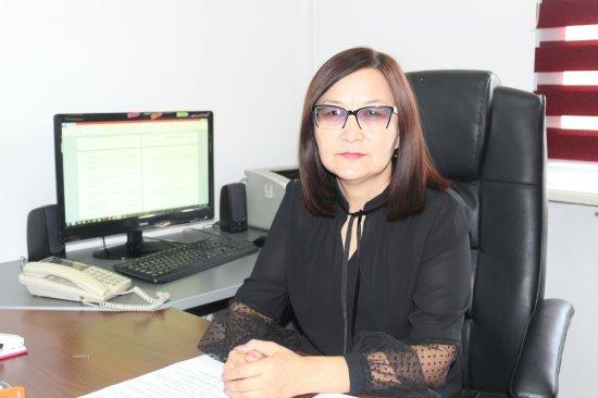 Тұрлығұлова Жанат Қамшыбекқызы