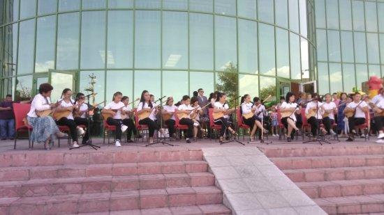 1 шілде - ҰЛТТЫҚ ДОМБЫРА КҮНІНЕ АРНАЛҒАН «Домбыра – халық мұрасы» атты домбыра-party