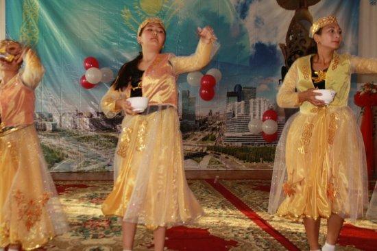 ҚР-ның Елордасы Астана қаласының 20 жылдығына орай «Ел жүрегі - Астана» атты Меркі ауданының мәдениет және өнер күндері