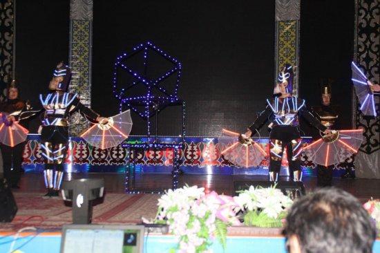 ҚР-ның Елордасы Астана қаласының 20 жылдығына орай «Ел жүрегі -Астана» атты Меркі ауданының мәдениет және өнер күндері