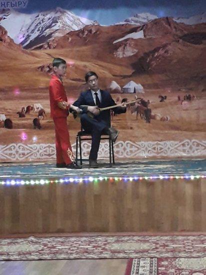 """""""Мәңгілік естен кетпес отты жылдар"""" атты ауған соғысының ардагерлерімен кездесу кеші"""