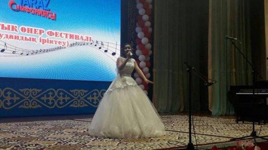 Облыстық «Taraz симфониясы» өнер фестивалі