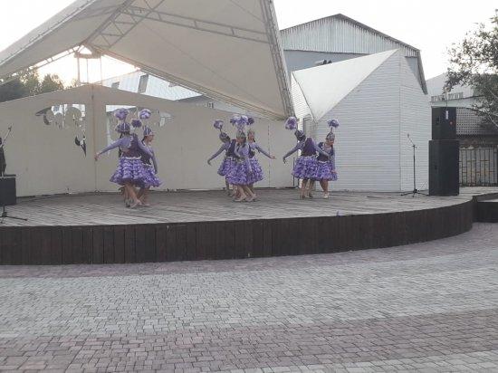 Меркі ауданы көркемөнерпаздарының «Жамбылым қандай тамаша» атты мерекелік концертінің мәліметі