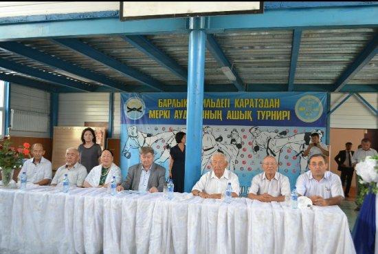 Адамбаев Қаратай Әбдірахманұлының 90 жаста....