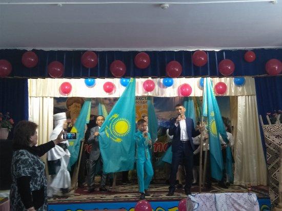 «Тәуелсіздік толғауы» атты Тәтті ауылдық округінің Аспара округінде мәдениет және өнер күндері өтті